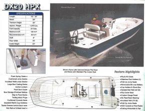Make: Sundance Model: DX20HPX